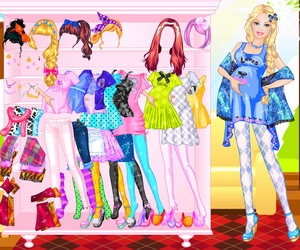 barbie pregnant dress up games