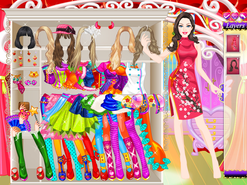 Download Barbie Prom Makeover Game
