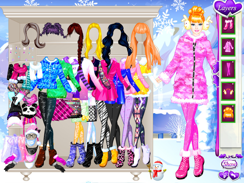 barbie dress up - MaFa.Com - Play Girl Games Online