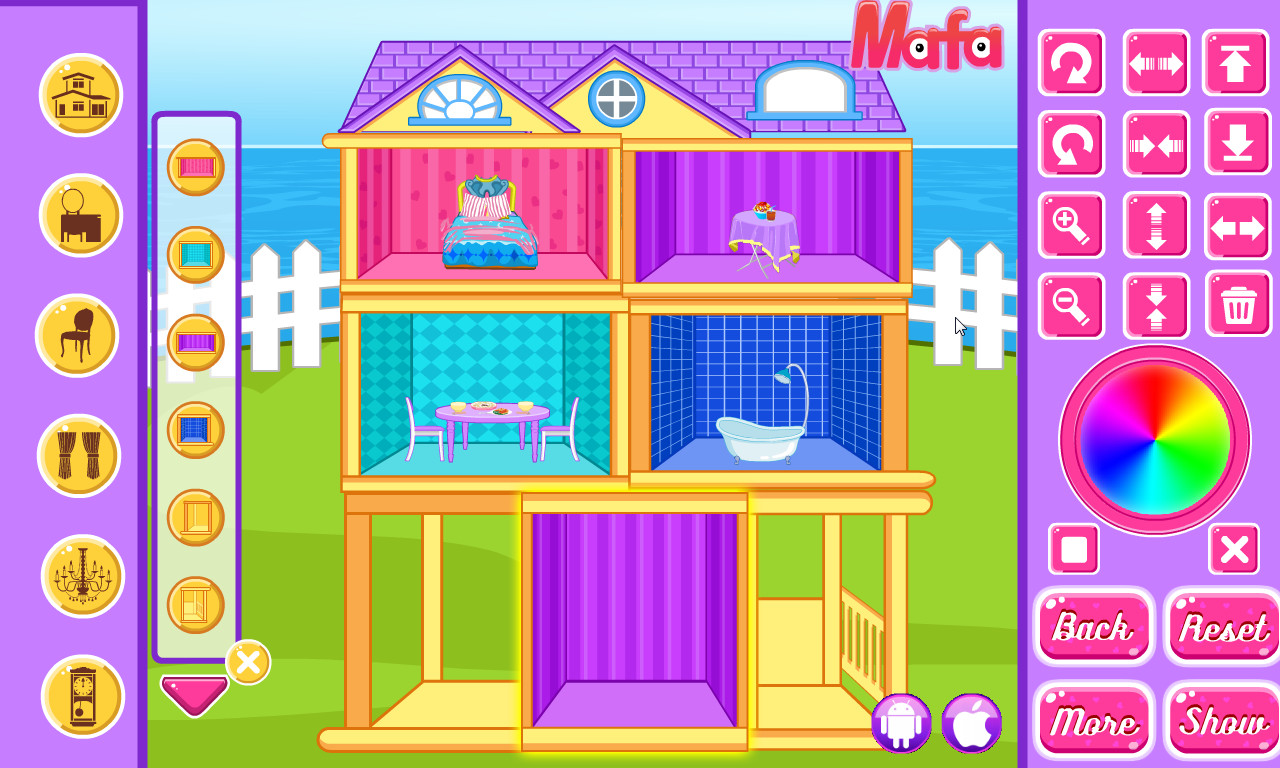 Download Decorate Your House Game