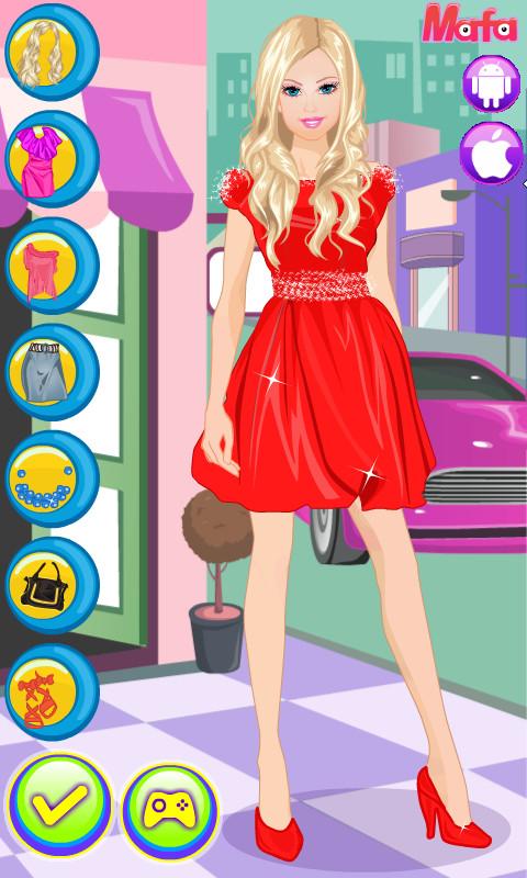 Download Fashion Street Dress Up Game