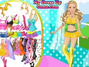Motoros Barbie