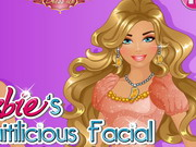 Barbie's Fruitilicious Facial