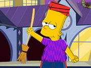 Bart Simpson Halloweenja