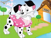 Cute Puppy Dress Up