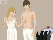 Getting Married Dressup
