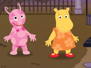 The Backyardigans: Trick or Treat with Backyadigans