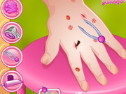 Baby Barbie Great Manicure