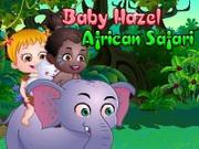 Házel baba afrikai szafarija