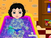 Baby Snow White Bubble Bath