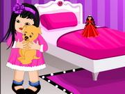 Barbie Fan Room Cleaning