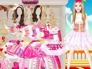 Barbie Love Princess Dressup