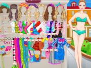 Barbie Nerdy Princess Dess Up