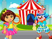 Dora Goes To School