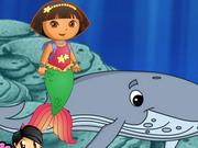 Dora Mermaid Activities