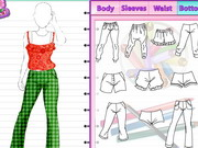 Fashion Studio - Pajama Design