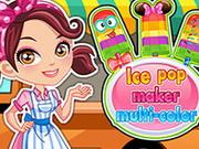 Ice Pop Maker Multi Color
