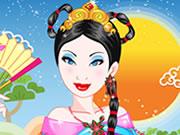 Mulan Facial Makeover