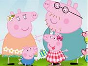 Peppa Pig en el día de las madres