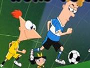 Phineas és Ferb Brazil meccse