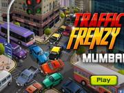 Traffic Frenzy: Mumbai