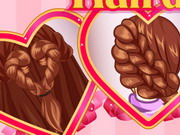 Valentine Day Hairdos