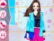 Amy High Saturation Anime Dress Up
