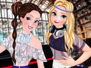 Anna And Elsa Djs