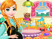 Anna Baby Nursery Decoration