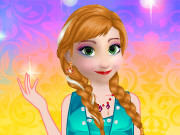 Anna Frozen Trendy Fashion