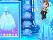 Anna Party Dress Design