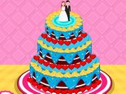 Anna's Delicious Wedding Cake