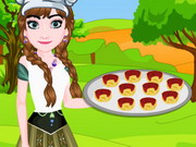 Anna Special Cheesy Pizza Pinwheels