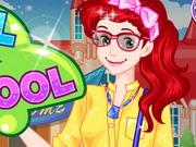 Ariel In Highschool