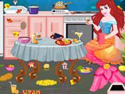 Ariel Kitchen Cleaning