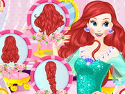Ariel hajkoronája