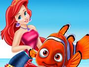 Ariel Save Nemo