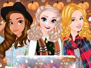 Autumn Ladies Cozy Trends