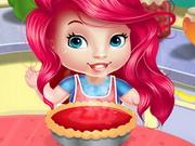 Ariel baba sajttortája