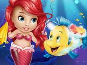 Baby Ariel Fish