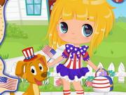 Baby Around The World Usa