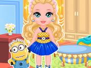 Kicsi Barbie Minion őrülete
