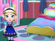 Baby Elsa Room Decoration
