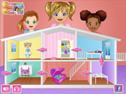Baby Emma Princess Party