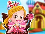 Baby Hazel Chocolate Fairy Dressup
