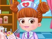 Baby Hazel Doctor Dressup
