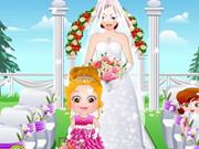 Baby Hazel Flower Girl 2