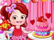 Baby Hazel Valentine Dressup