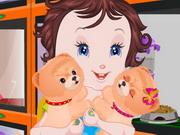 Baby Lisi Newborn Puppies