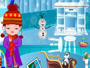 Frozen Babies Room Cleaning Play The Girl Game Online